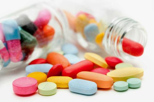 Thuốc chống nấm Fluconazol.