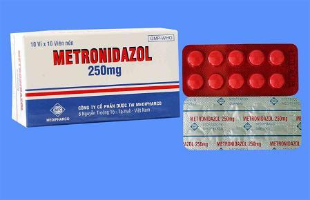 metronidazon