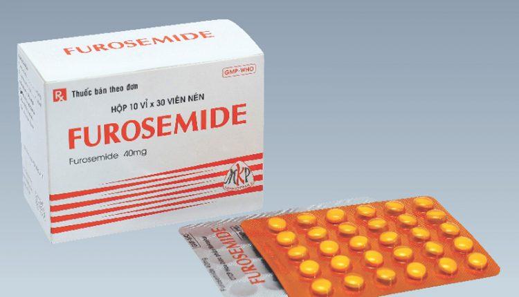 Thuốc lợi tiểu Furosemide