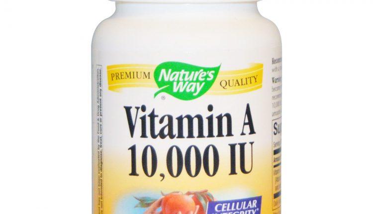 Vitamin A và những điều cần biết trước khi sử dụng