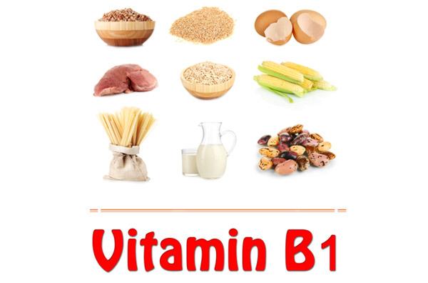 Vitamin B1 và chú ý cần biết khi sử dụng