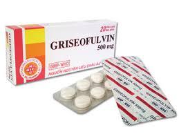 griseofulvin
