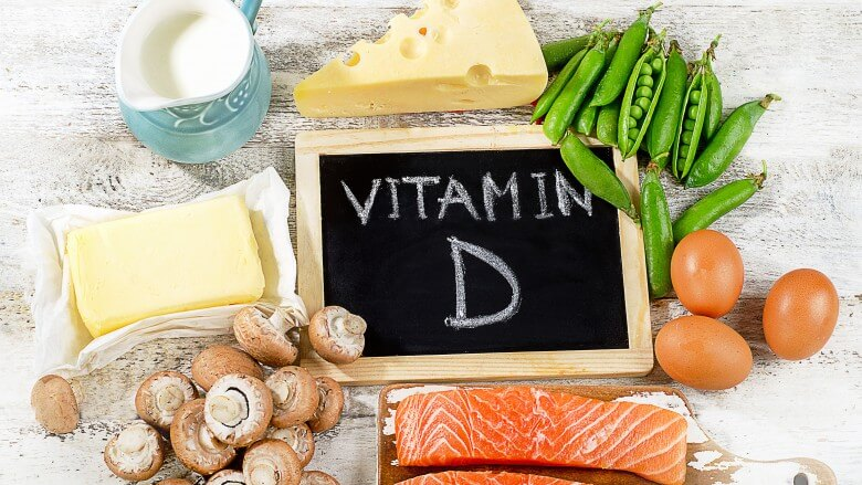 Thức ăn giàu vitamin D