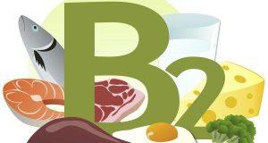 Thức ăn có chứa vitamin B2