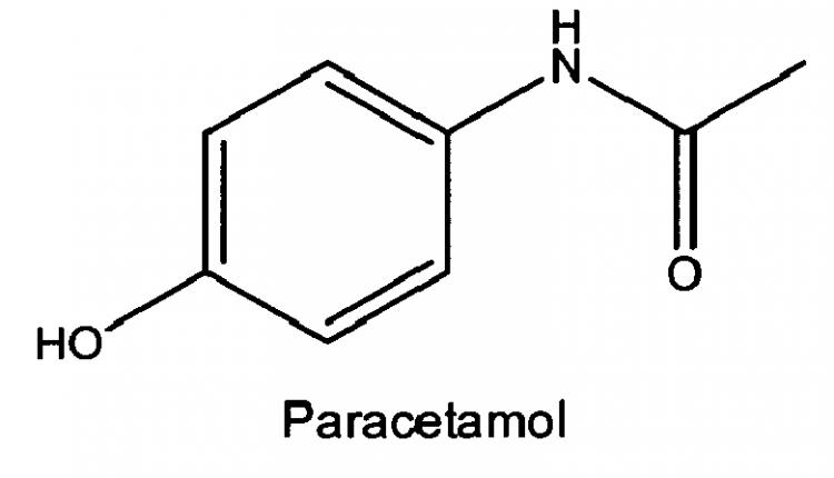 sản xuất paracetamol