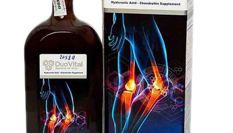 Duo Vital (Axit Hyaluronic + Chondroitin) – Thuốc bổ xương khớp của Đức